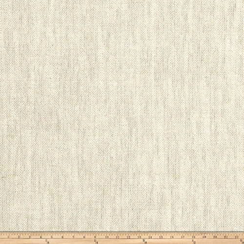 (Jaclyn Smith 03660 Linen Blend Angora Fabric by The Yard)