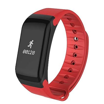 Amazon.com: Swifter Master F1 Smart Bracelet,IP67 Waterproof ...