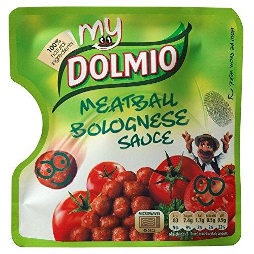 Chocolate Crisp Balls (Dolmio My Dolmio Meatball Bolognese Sauce (150g))