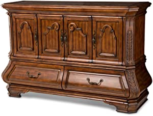 Michael Amini Tuscano Sideboard Cabinet, Melange