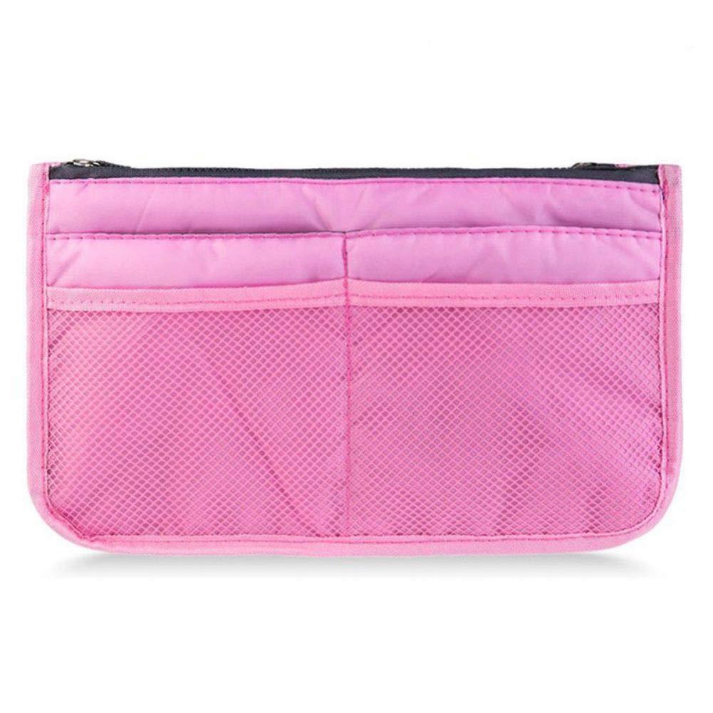 Forart Lady Women Travel Insert Handbag Organiser Purse Large Liner Organizer Tidy Bag