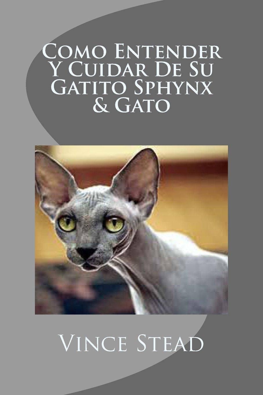 Como Entender Y Cuidar De Su Gatito Sphynx & Gato (Spanish Edition): Vince Stead: 9781497316669: Amazon.com: Books