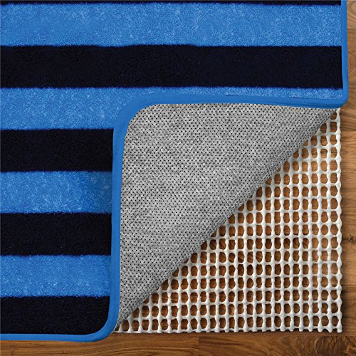 Kangaroo Brands Original Area Rug Pad Gripper for Hard Floors, Durable Construction Pads, Size (4' x 6'), Helps Reduce Bunching, Provides Protection and Thick Cushion for Area Rugs and Floors by Kangaroo Brands