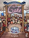 Let Them Eat Cake: A game of honour and pastry for 3-6 players (Osprey Games)
