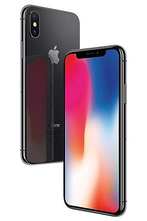 Apple Iphone X 64 Gb Space Grey Amazon Co Uk Amazon Devices