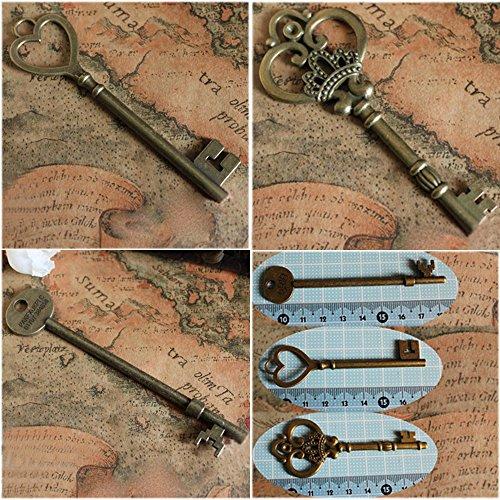 vintage skeleton keys - 7