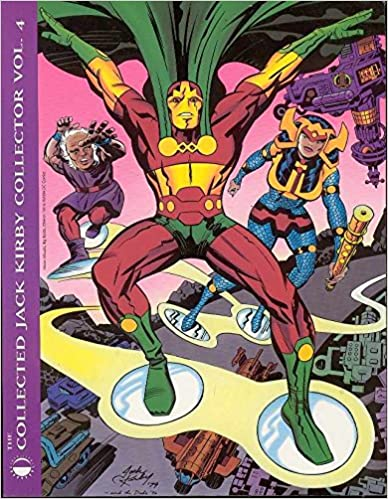 Collected Jack Kirby Collector Volume 4