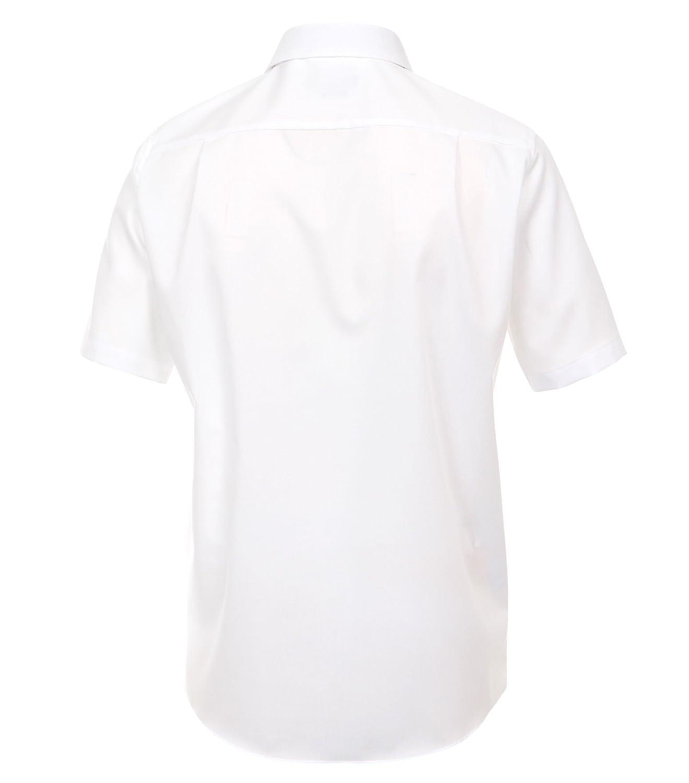 Casa Moda Moda Moda - Comfort Fit - Bügelfreies Herren Business Kurzarm Hemd (008070) B07DCVLXZF Business Praktisch und wirtschaftlich b8ba8b