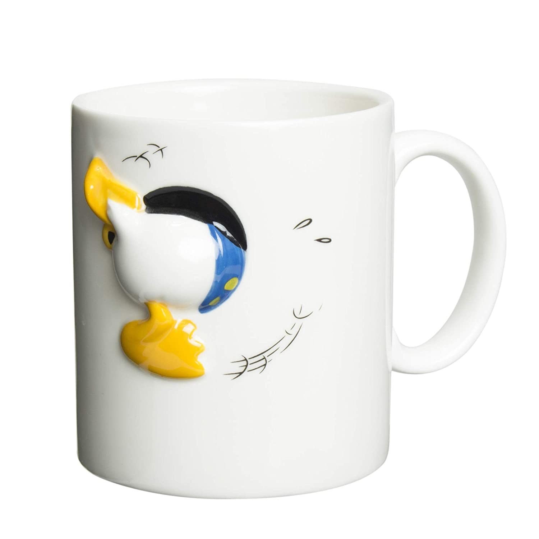 サンアート ドナルドダック(立体3Dハプニング) マグカップ