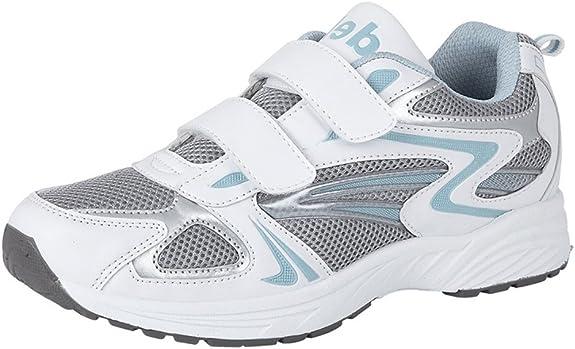 Dek Moon Zapatillas deportivas para mujer, color Blanco, talla 36.5: Amazon.es: Zapatos y complementos