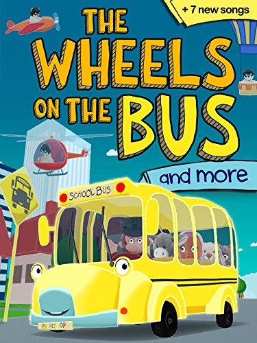 The Wheels on the Bus Nursery Rhyme