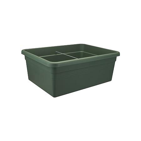 Amazon.com: elho Green Basics - Maceta de jardín móvil, 58cm ...
