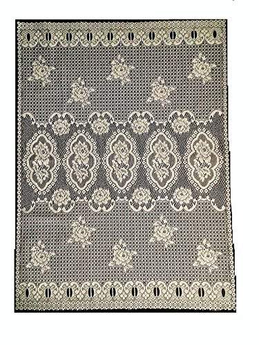 lace door curtain - 9