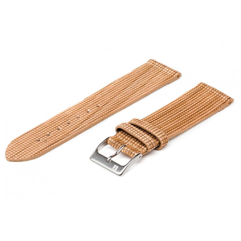 colareb 20 mm Tan Vegan木製繊維メンズ時計ベルトMade in Italy  B078HLHNL7