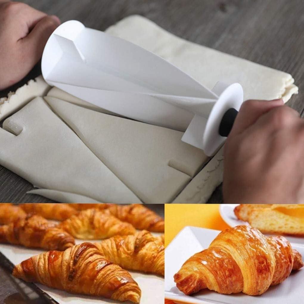 Rodillo de amasar pan-A adecuado para hacer croissants