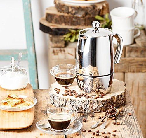 BRA Cafetera Italiana 170435 10 Tazas: Amazon.es: Hogar