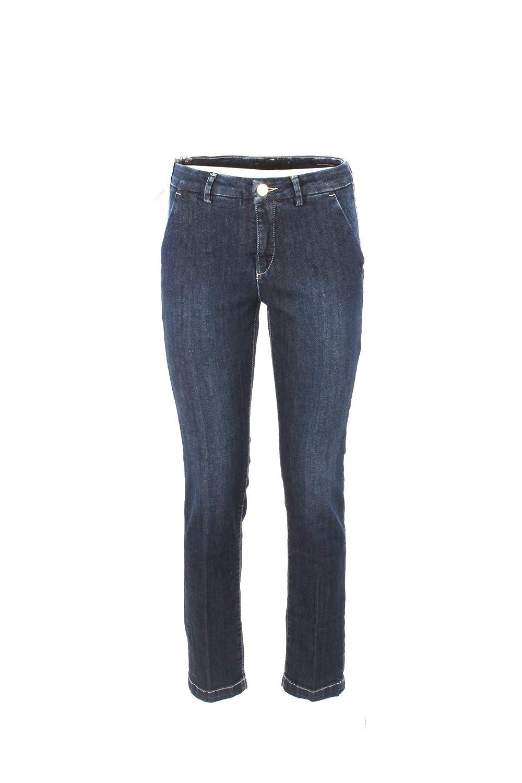 CAMOUFLAGE Jeans Donna 33 Denim Sara R D05 A226 Autunno Inverno 2018/19