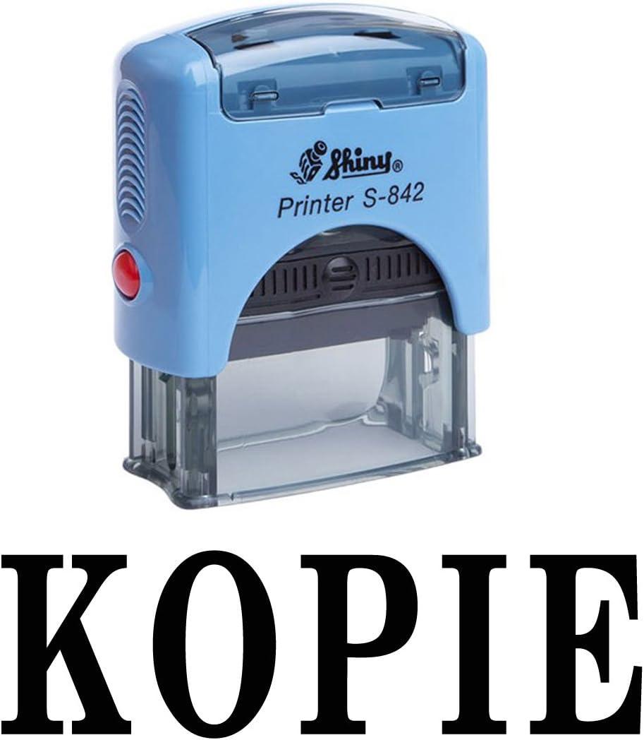 Printtoo KOPIE caricamento automatico Seal ufficio stazionari stampato lucido Seal