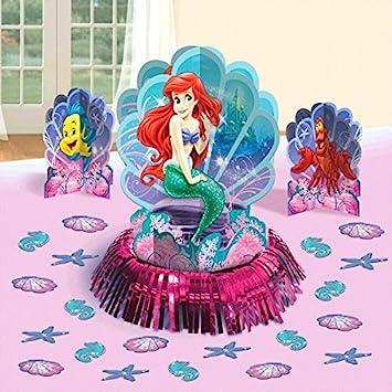 Amazon.com: Disney La Sirenita, princesa Ariel Fiesta ...