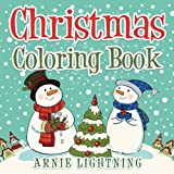 Christmas Coloring Book Pages For Kids Volume 2