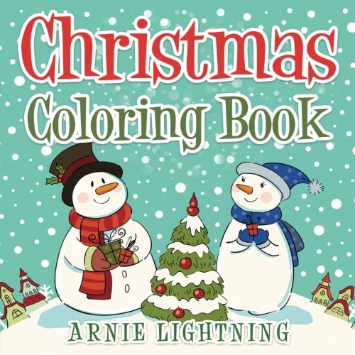Christmas Coloring Book Pages Kids product image
