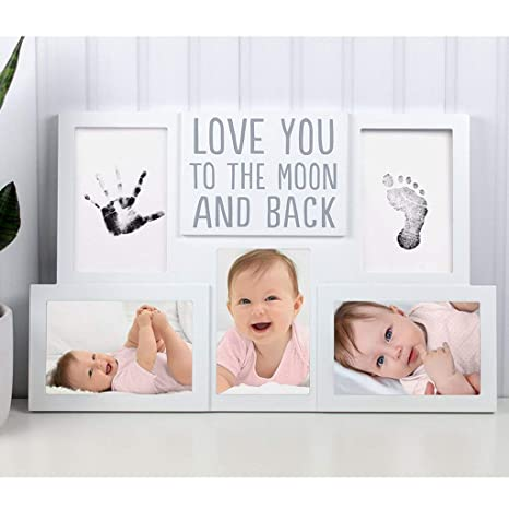 Buy Babyprints Collage Frame Love You To The Moon And Back