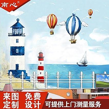 Palloni Ad Aria Calda.Poowef 3d Wallpaper Wallpaper 3d Themed Hotel I Bambini Sono I