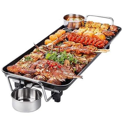 ZTXY Interior Multi-Functional Grill sin Humo y Horno ...