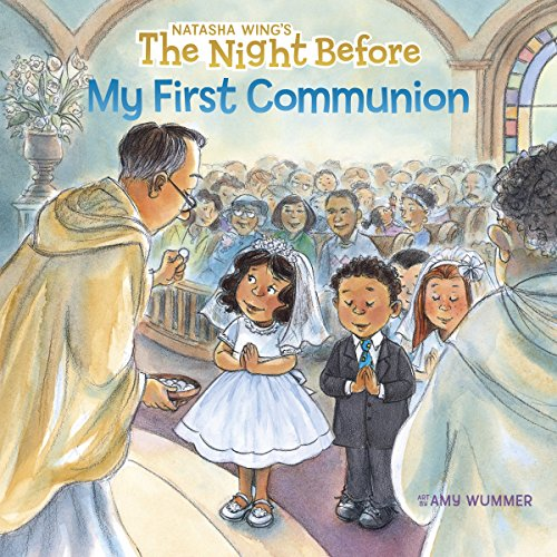 Book First Communion Holy (The Night Before My First Communion)