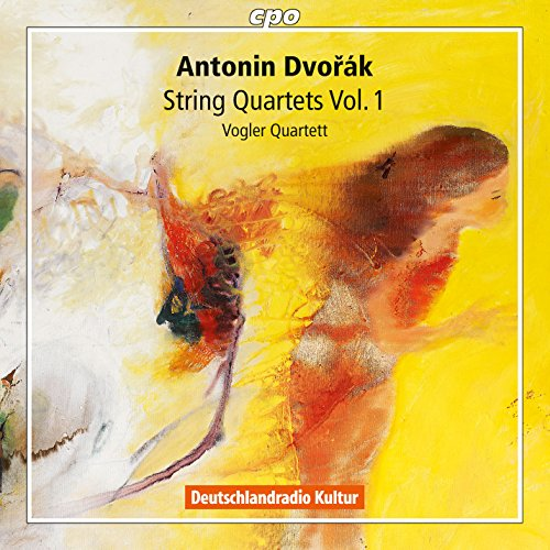 Price comparison product image Dvorak: String Quartets Vol. 1