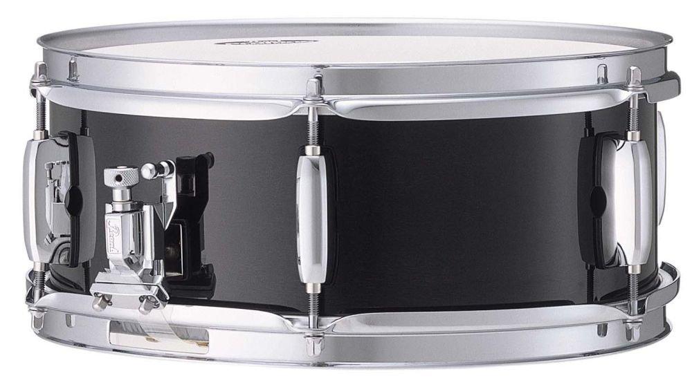 Snare drum 12x5 8ply popular shell ebony mist