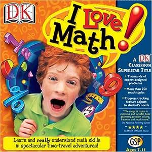 Nova Development US I Love Math!