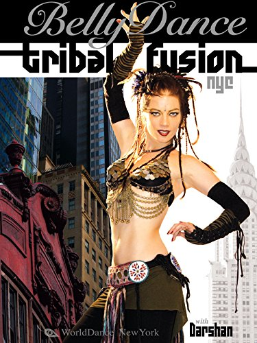 New Tribal Belly Dance (Bellydance: Tribal Fusion NYC, with Darshan)