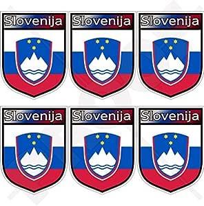 Ljubljana Slovenia Grunge Travel Stamp Vinyl Sticker Pegatina Graphic Art Decal