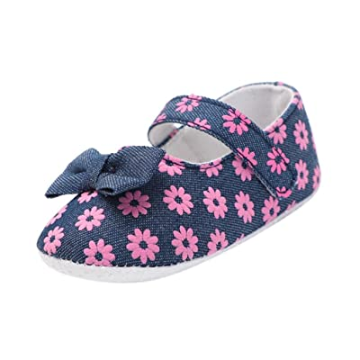 8c0ecb8c9 Goodtrade8 Newborn Infant Toddler Baby Girl Bow Knot Sandals First ...