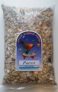 Volkman Avian Science Super Parrot Bird Food Seed Mix