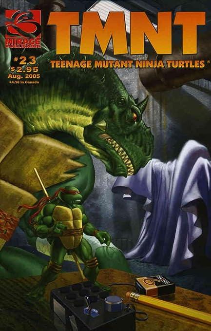 Amazon.com: TMNT: Teenage Mutant Ninja Turtles #23 FN ...