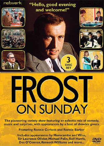 Frost on Sunday