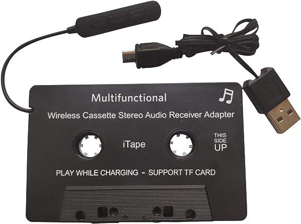Amazon.com: iTape - Adaptador de casete para coche ...
