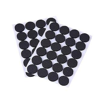 Sofa Table Chair Rubber Feet Pads 48x Non-slip Self Adhesive Floor Mat Protector