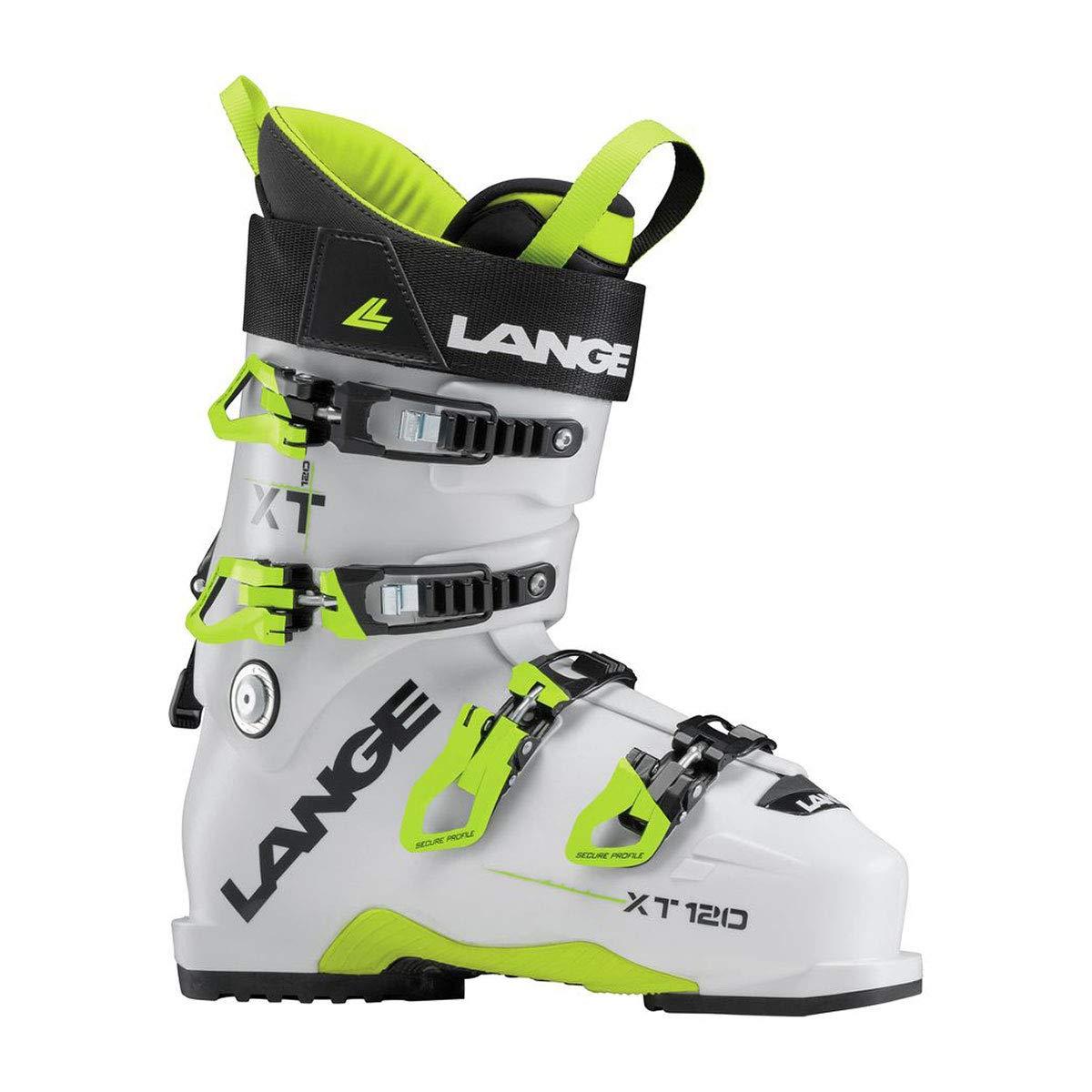 Lange XT 120 2018メンズ雪スキーブーツ( 25.5 ) B075SYYD6S