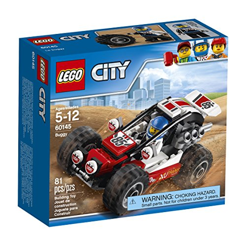 Big City Engine (LEGO City Great Vehicles Buggy 60145 Building Kit)