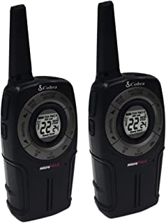 Cobra PR562BLT Pro Series 28-Mile Bluetooth Walkie Talkie Radio (2 Radios)