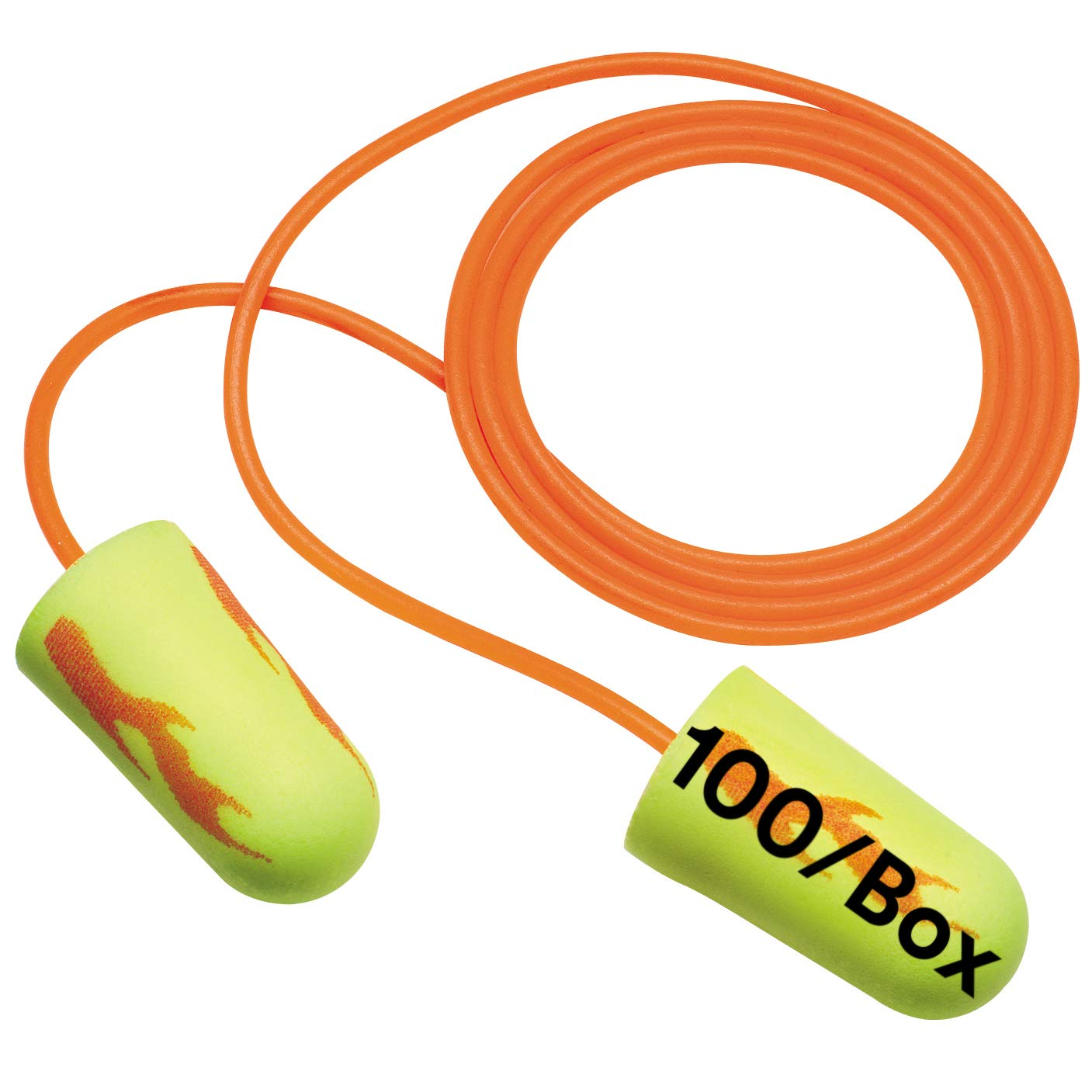 ear soft fx yellow uncorded ear plugs-variable 3m es-01-020