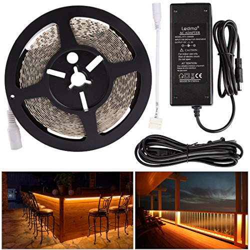 warm white led strip kit