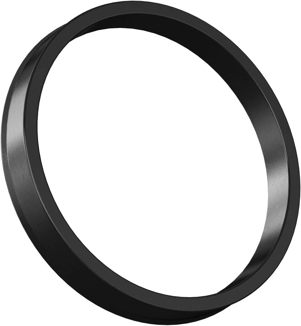 A set of 4 Wheel Hubcentric Rings Hub Centric Rings 63.4x66.1mm