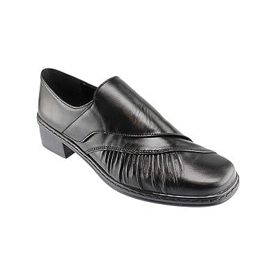 Gabor Shoes Gabor 24.442.27 Damen Slipper - Schuhe in Übergrößen, Farben  Schwarz 3c84a2efa6