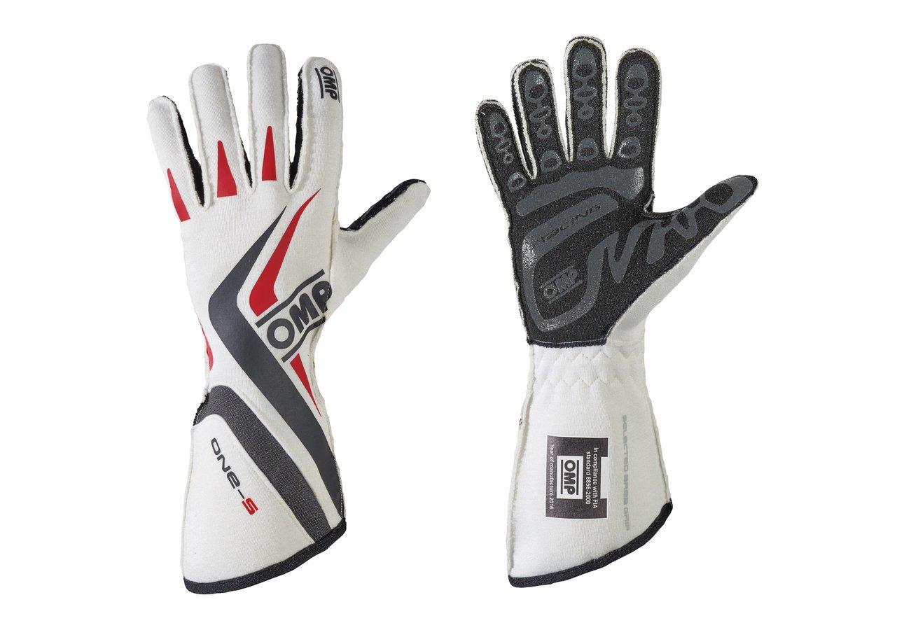 rot 9 Sparco 002094NRRS09 Hyper Handschuhe Gr/ö/ße Schwarz//Re 9