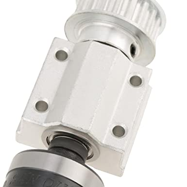 Sierras de Mesa la Amoladora de Mesa 0.005mm 7000 rpm Eje de Torno de Alta Precisi/ón de Metal Resistente para la Broca de Bricolaje Husillo