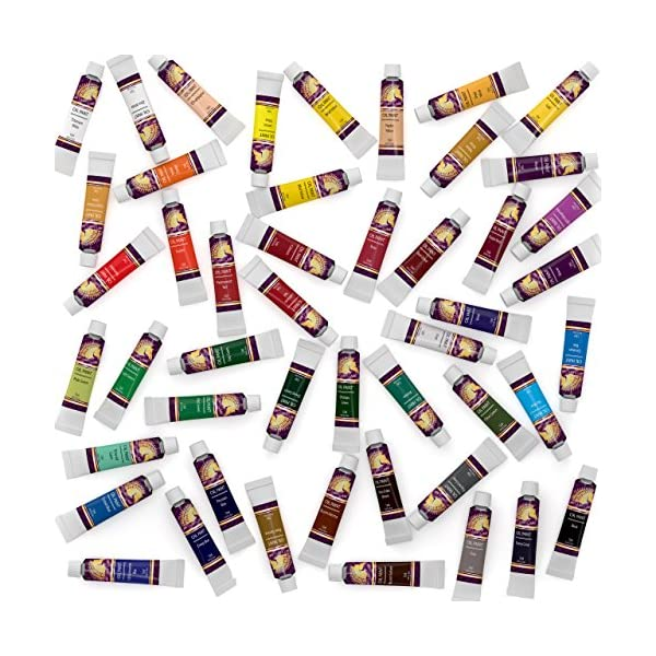 Oil-Paint-Set-12ml-x-48-Tubes-Artists-Quality-Art-Paints-Oil-Based-Color-Professional-Painting-Supplies-MyArtscape